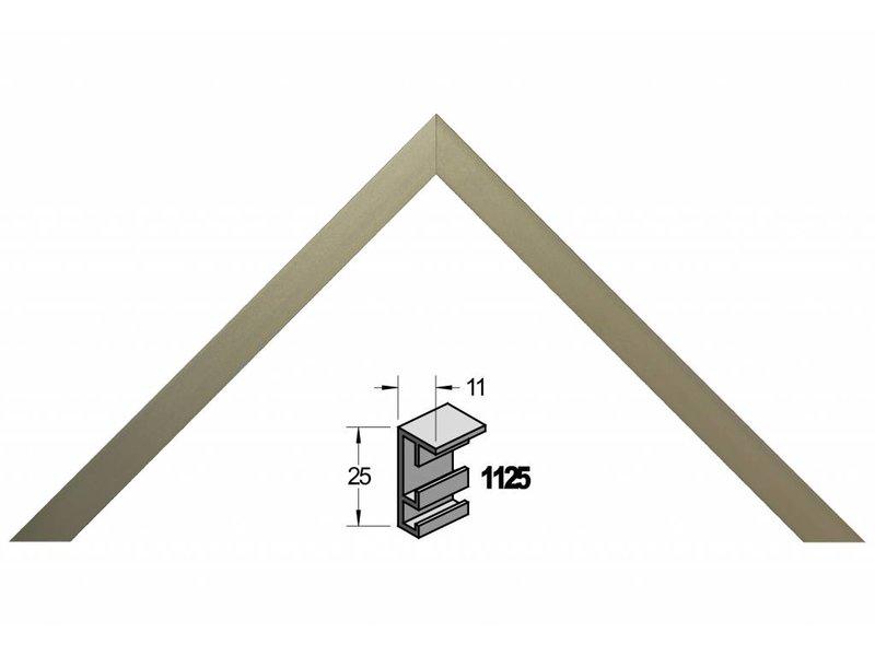 Barth Wissellijst aluminium wissellijst 1125GR grijs
