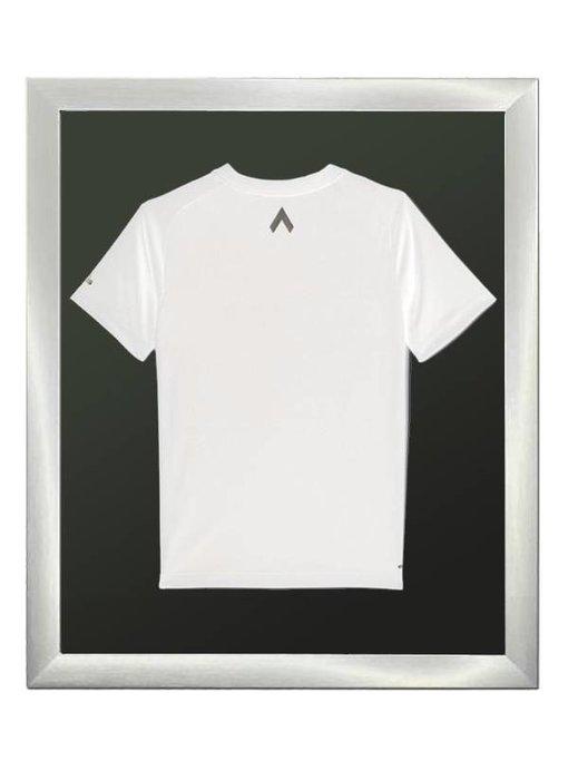 T-shirt inlijsten - zilveren XL lijst