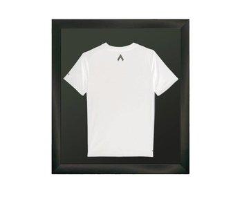 T-shirt inlijsten - zwarte XL lijst