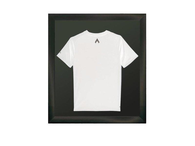 DLF Pro Line XL mat gepolijst zwart, lijst voor t-shirt in te lijsten