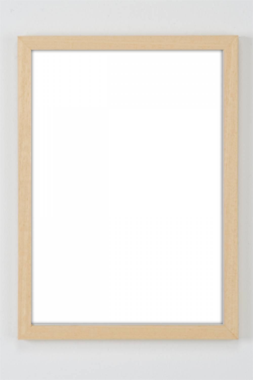 Uitzonderlijk DLF Wissellijsten Basic blank ongelakt - design houten lijsten EH23