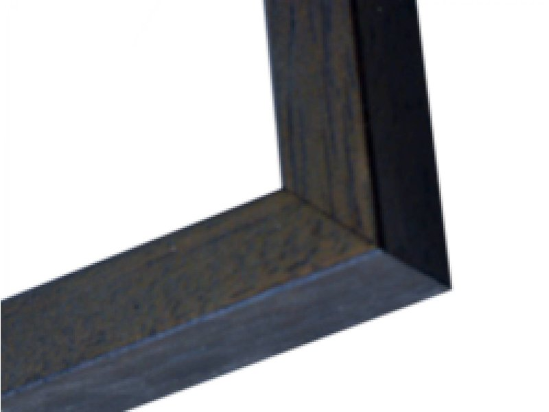 DLF Wissellijsten Premium koloniaal - bruine houten lijsten
