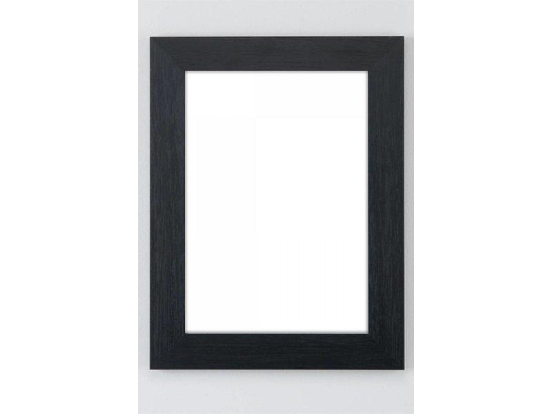DLF Wissellijsten Exclusive zwart - houten luxe lijsten