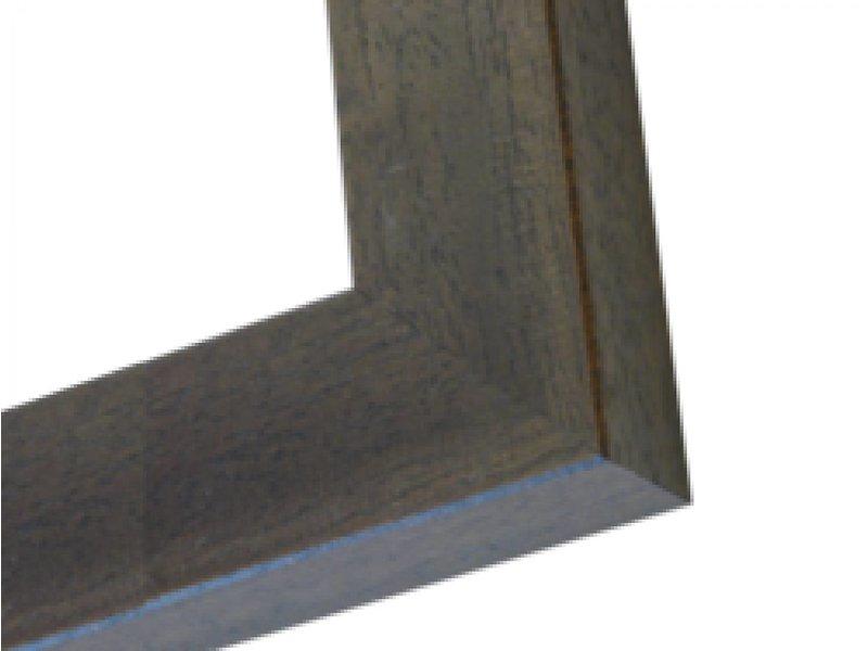 DLF Wissellijsten Exclusive koloniaal - bruine houten luxe lijsten