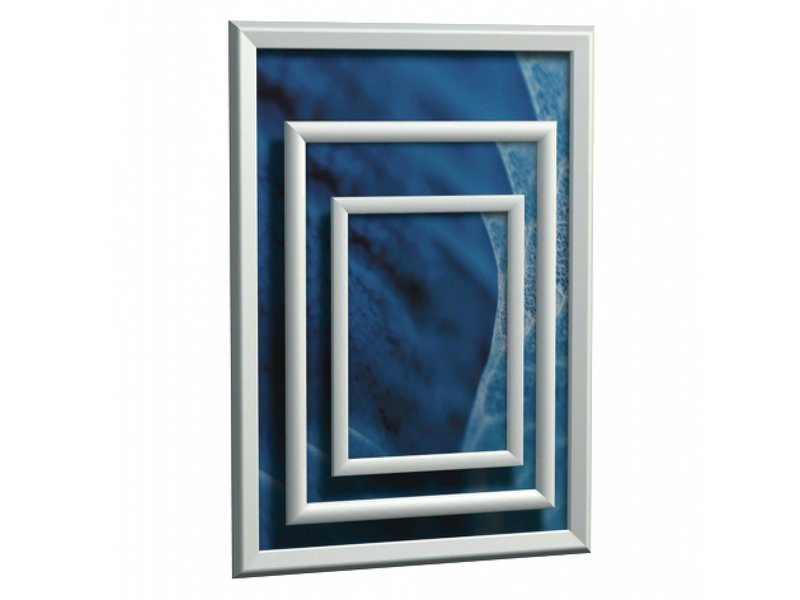 DLF Fraaie poster kliklijsten AT Klick in A3 formaat (30 x 42 cm)