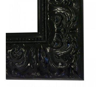 Premier Ornament XL hoogglans zwart