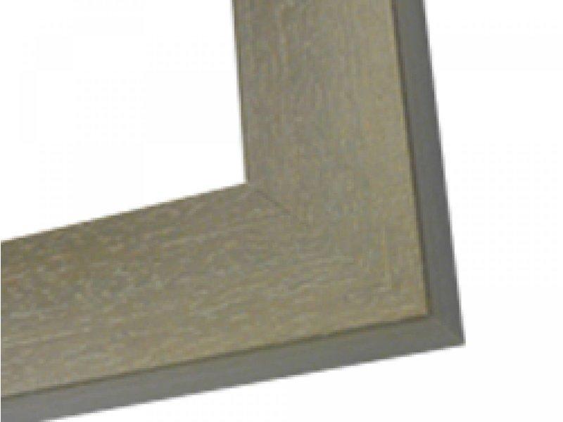 DLF Wissellijsten Exclusive vergrijsd - houten luxe lijsten