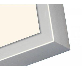 Wissellijst 70 x 90 cm D-Line mat zilver