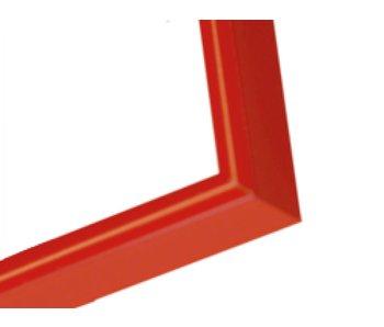 Wissellijst A0 formaat (84 x 118,9 cm) Q-Line licht rood