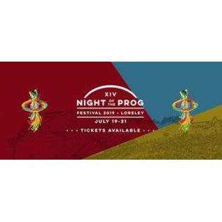 14. Night of the Prog Festival Festival 19.-21.07.2019