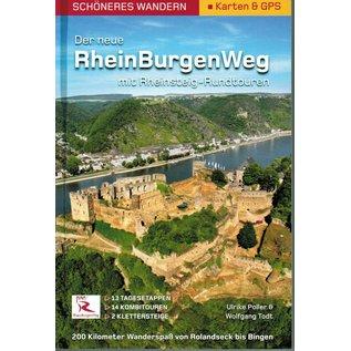 RheinBurgenWeg und Rheinsteig Rundtouren