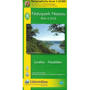 Naturpark Nassau 1:50.000