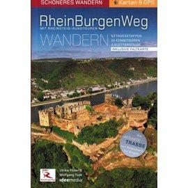 RheinBurgenWeg Wandern