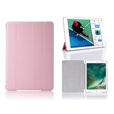 iPad 2017 Hoes / iPad Air Smart Case Leder Roze