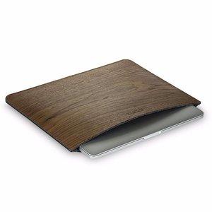 iPad Pro / MacBook Sleeve tm 13 inch Walnoot