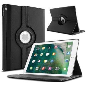 iPad Pro Hoes 10.5 inch Draaibaar 360 Graden Zwart