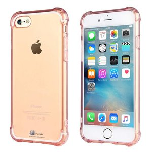 iPhone 6/6S Bumper Case Siliconen Shockproof Roze