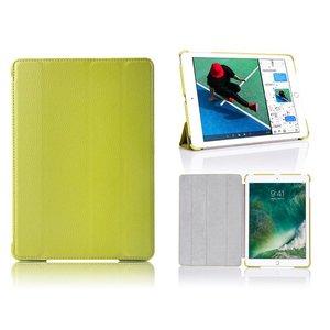 iPad Pro Hoes 10.5 inch Smart Case Leder Groen