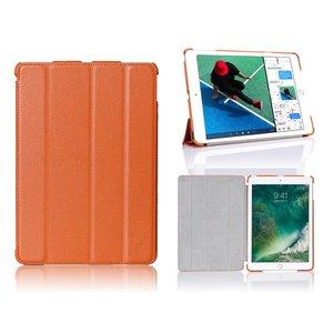 iPad Pro Hoes 10.5 inch Smart Case Leder Oranje