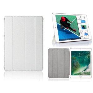 iPad Pro Hoes 10.5 inch Smart Case Leder Wit