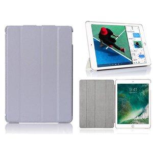 iPad Pro Hoes 10.5 inch Smart Case Leder Grijs