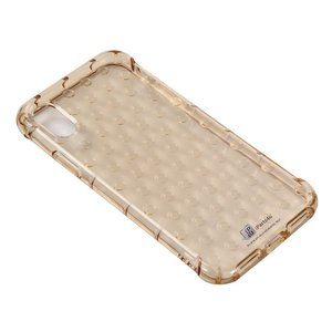 Case iPhone X Hoesje Shockproof Bubbles Goud