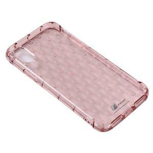 Case iPhone X Hoesje Shockproof Bubbles Roze