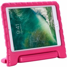 Kinderhoes iPad (2018)/(2017) roze kidscover