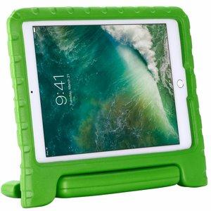 Kinderhoes iPad (2018)/(2017) groen kidscover