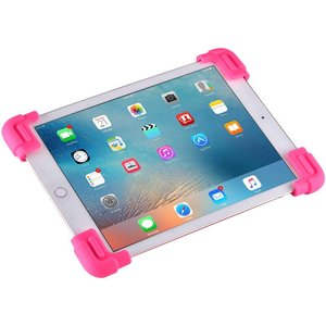 Kinderhoes Universeel Tablet Roze 7-8 inch