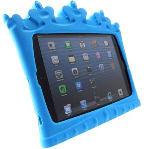 iPad mini Kinderhoes Blauw Kroon