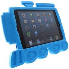 iPad mini kinderhoes Trein Blauw