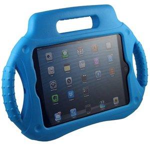 Kinder iPad mini (Retina) hoes Blauw met handvaten
