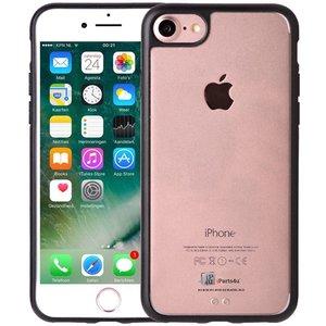 Ultradun iPhone 8/7 Hoesje Bumper Case Zwart