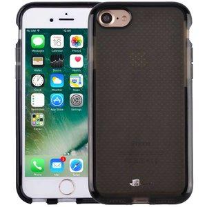 iPhone 8/7 Bumper Case Siliconen Shockproof Zwart