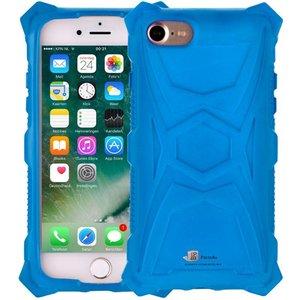 Schokbestendig iPhone 8/7 Hoesje Blauw
