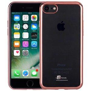 Ultradun iPhone 8/7 Bumper Case Hoesje Rose Goud