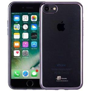 Ultradun iPhone 8/7 Bumper Case Hoesje Space Grey