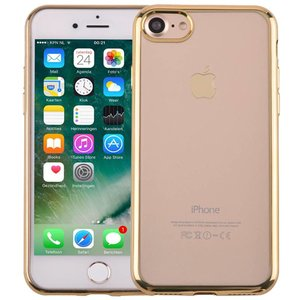 Ultra Dun iPhone 8/7 Bumper Case Hoesje Goud