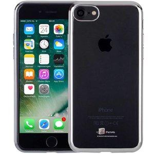 Ultra Dun iPhone 8/7 Bumper Case Hoesje Zilver