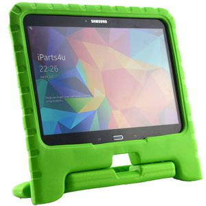 Kinder Samsung Galaxy TAB 3 & 4 Hoes Kids Cover Groen