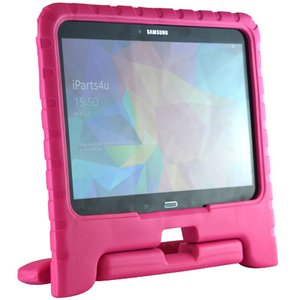 Kinder Samsung Galaxy TAB 3 & 4 Hoes Kids Cover Roze