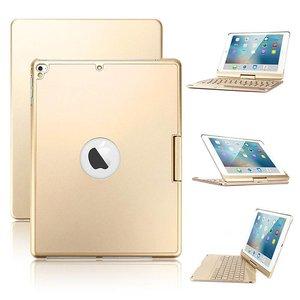 iPad Pro 10.5 inch Toetsenbord Draaibaar Goud