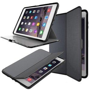 iPad 2018/iPad 2017/Air 2/Pro/Air Shockproof Hoes Schokbestendig Smart Case Zwart