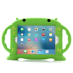 Kinderhoes iPad Mini School ABC Groen