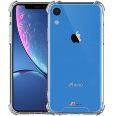 Shockproof iPhone Xr Bumper Hoesje Transparant