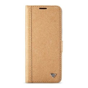 WHATIF Beschrijfbaar Brown Paper Hoesje Samsung Galaxy S9