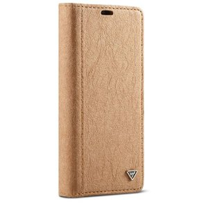 WHATIF Beschrijfbaar Brown Paper Hoesje iPhone XR