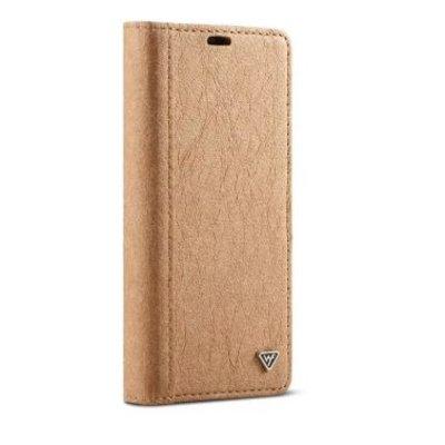 WHATIF Beschrijfbaar Brown Paper Hoesje iPhone X