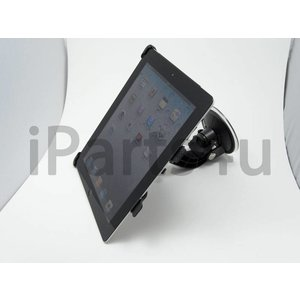 iPad 2 & iPad 3 & iPad 4 Auto Houder met zuignap Autohouder